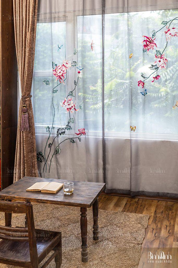 Chiêm ngưỡng 10 mẫu rèm cửa cao cấp Hà Nội hiện đại, sang trọng