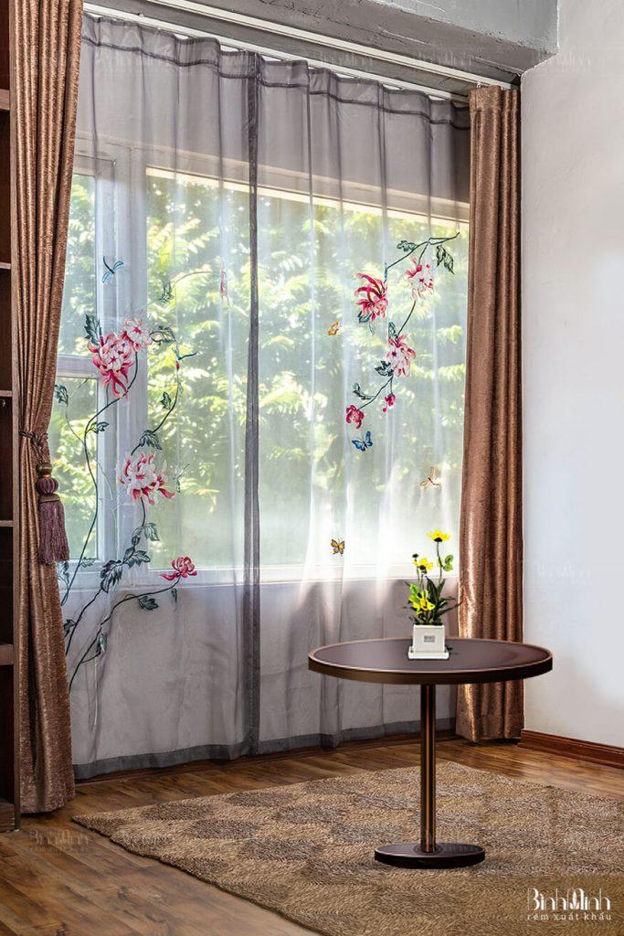 Tổng hợp những thiết rèm cửa sổ kéo thông dụng năm 2020