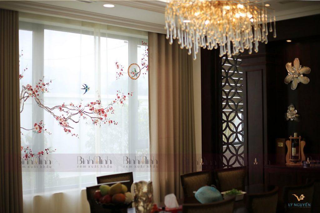 Lắp đặt rèm cửa sổ Thường Tín Uy Tín, mẫu mã đẹp