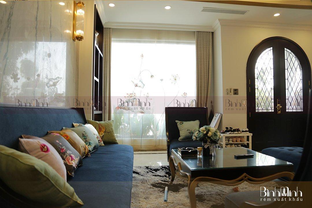 Bình Minh cung cấp các mẫu rèm trang trí chất lượng nhất thị trường