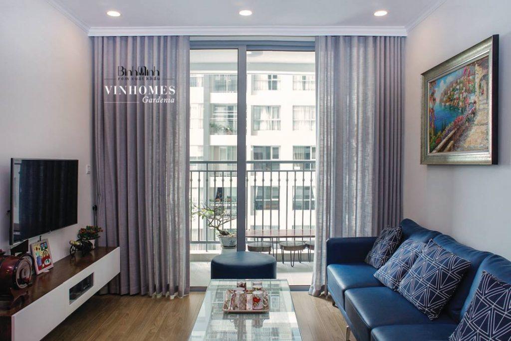 Rèm căn hộ Vinhome
