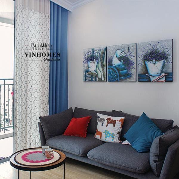 Rèm căn hộ chung cư vinhome