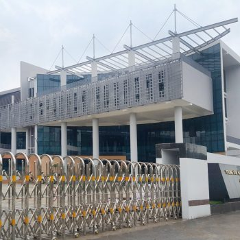 Rèm dự án bệnh viện Bắc Hà