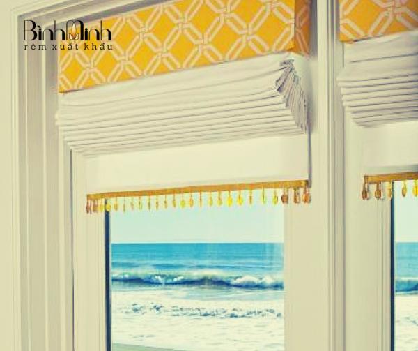 Tại sao nên chọn rèm roman vải cao cấp cho ngôi nhà bạn ?