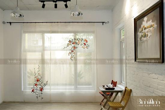 Hướng dẫn bạn cách chọn rèm cửa chung cư cao cấp