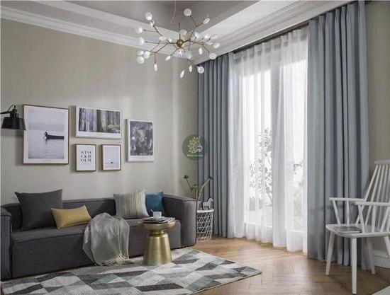 Những mẫu rèm đẹp cho phòng khách nên mua ngay