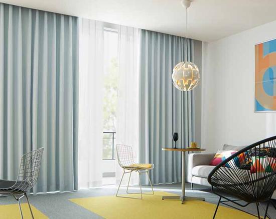 Những mẫu rèm đẹp cho phòng khách