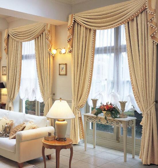 Những mẫu rèm đẹp cho phòng khách giá tốt