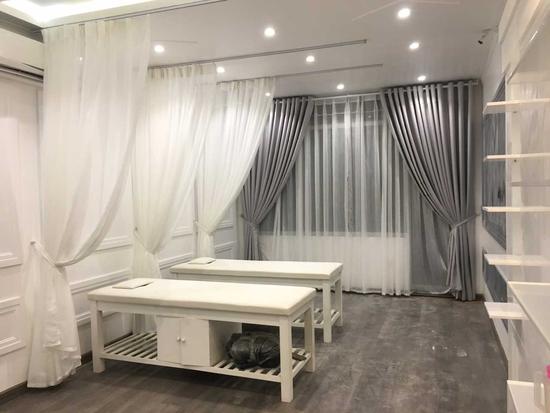 Để chọn được mẫu rèm spa phù hợp cần xác định mục đích sử dụng