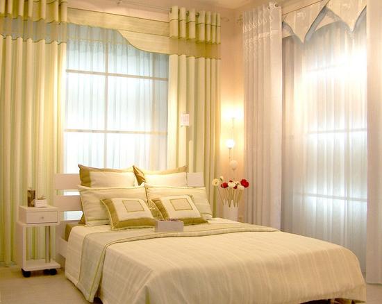 Rèm cửa đẹp cho khách sạn