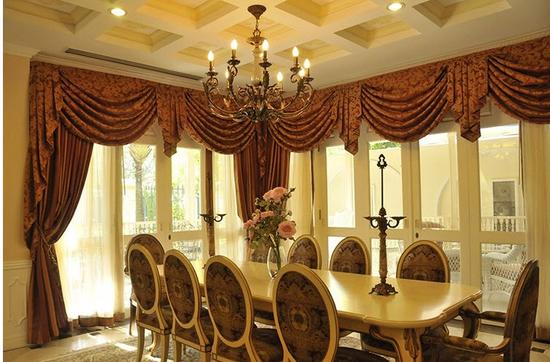 Tham khảo một số mẫu rèm cửa đẹp nhà hàng để có sự lựa chọn tốt nhất