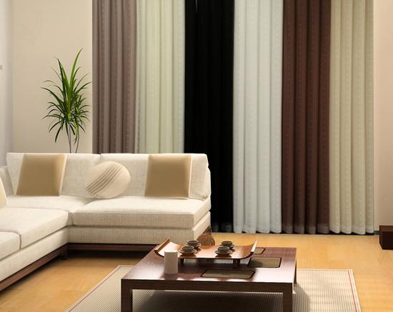 Chọn màu cho màn ngăn phòng ngủ như thế nào cho hài hòa?