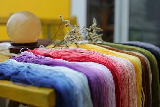 Làng nghề thêu ở Hà Nội gìn giữ nét văn hóa Việt 2