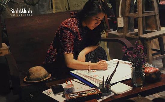Làng nghề thêu ở Hà Nội gìn giữ nét văn hóa Việt