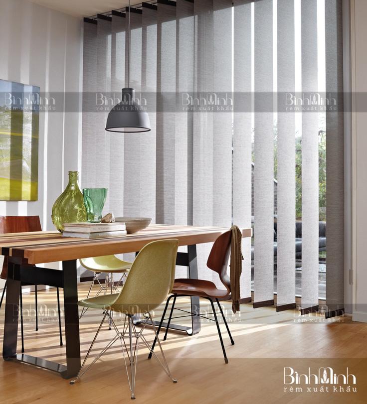 Mẹo lựa chọn rèm lá dọc đẹp cho ngôi nhà bạn