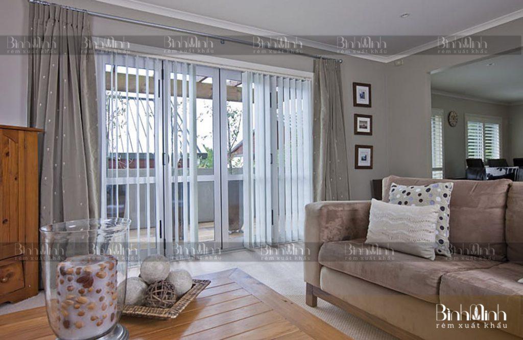 Cách khắc phục những lỗi rèm lá dọc hay gặp tại nhà
