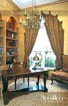 Bí quyết lựa chọn rèm vải phòng khách chung cư đẹp lung linh