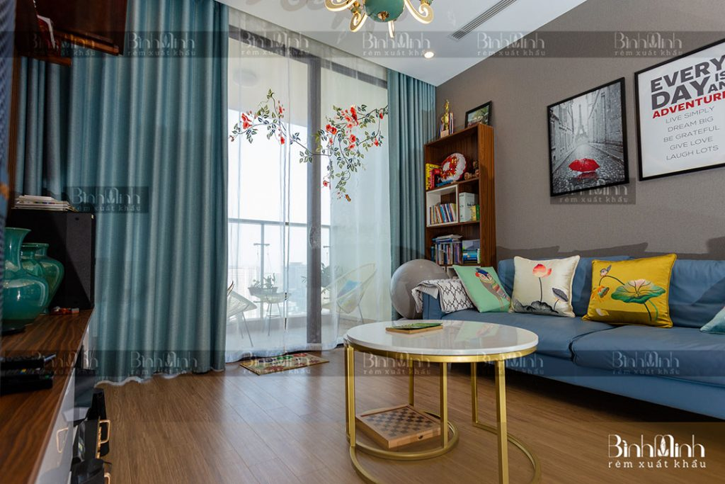 Top 3 mẫu rèm vải Bỉ được khách hàng ưa chuộng hiện nay
