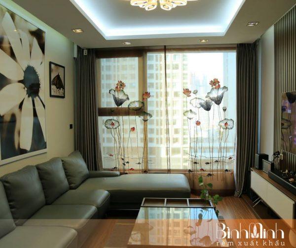 Những điều cần biết về rèm vải 2 lớp đẹp cho phòng khách