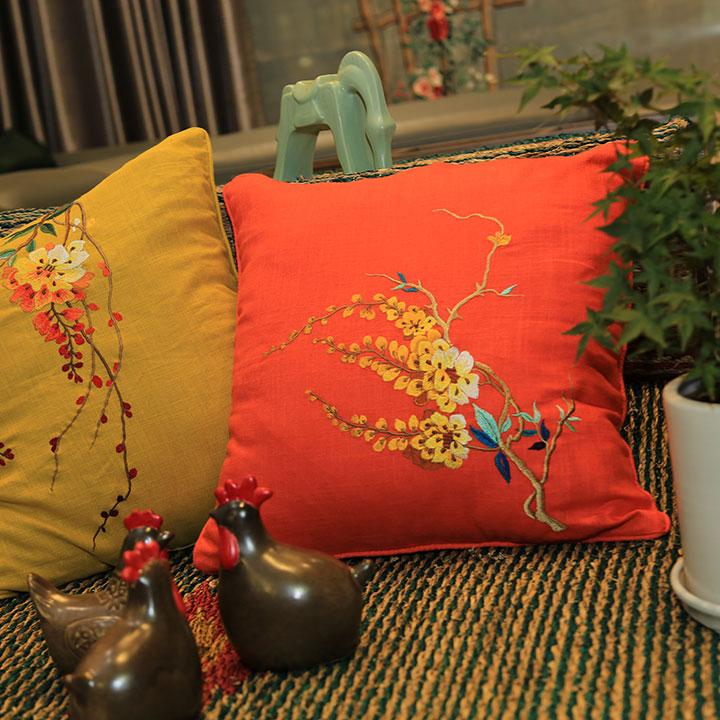 5+ Mẫu gối trang trí sofa Bán Chạy hiện nay tại Rèm Bình Minh