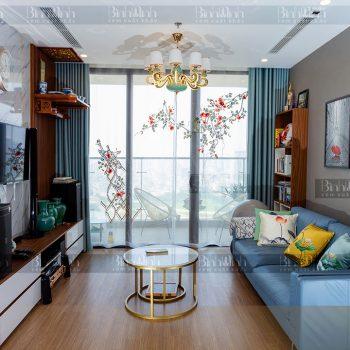 Mẹo lựa chọn rèm vải bóng phù hợp với nội thất hiện đại