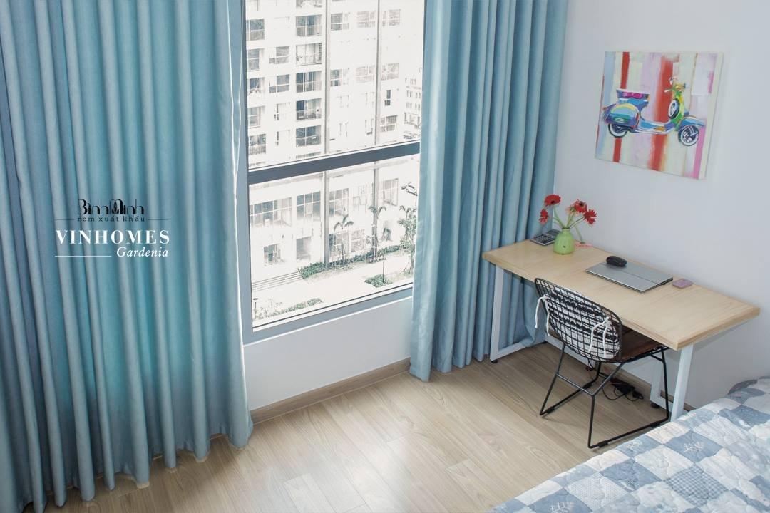 Rèm vải cản sáng đẹp cho phòng ngủ
