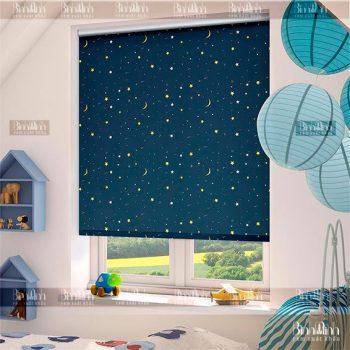Những thiết kế rèm roman phòng ngủ đang HOT hiện nay