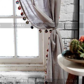 Rèm vải bố có những ưu điểm gì nổi bật