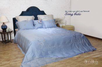 Ga giường cưới màu gì thì hợp với hai vợ chồng ?