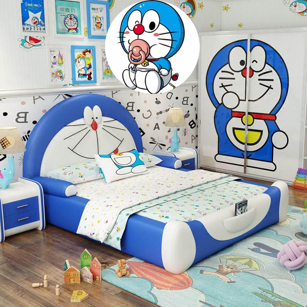 5 mẫu chăn ga gối đệm hoạt hình siêu dễ thương cho bé