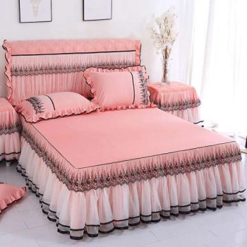 Mẫu ga giường vintage đẹp lung linh