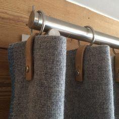Rèm vải dạ sử dụng chất liệu vải gì ?