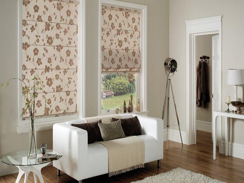 Lắp rèm roman tại nhà như thế nào thì chuẩn nhất