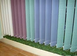 Màu sắc rèm lá dọc khá đa dạng