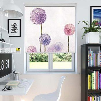 Những ưu điểm nổi bật của rèm cuốn văn phòng