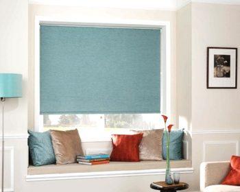 Tông màu Xanh pastel nhẹ nhàng cho không gian phòng khách