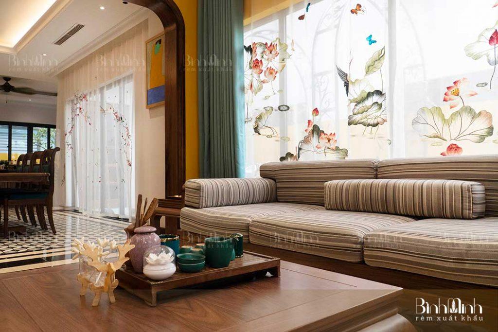 Địa chỉ mua rèm cửa sổ Hà Nội Uy tín, rẻ hơn tới 20% giá thị trường