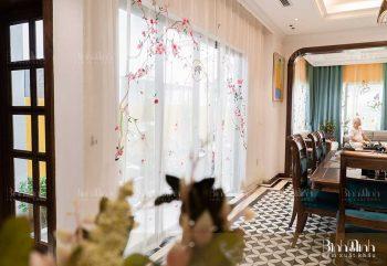 Địa chỉ cung cấp rèm cửa sổ Hoàn Kiếm giá rẻ - Rèm Bình Minh