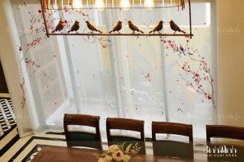 Khám phá nét nhẹ nhàng, tinh tế của những mẫu rèm cuốn kiểu Nhật