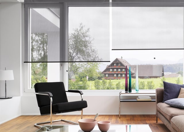 Rèm cửa sổ kéo thường được sử dụng khi nào?