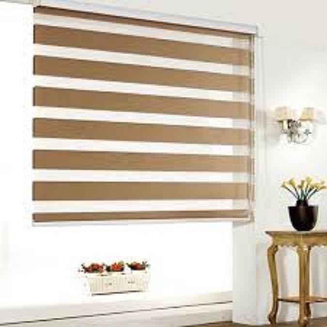 Đặc điểm và cấu tạo của rèm cửa Wood Look