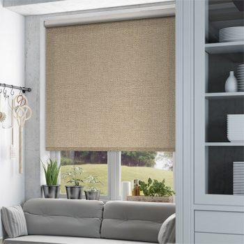 Tổng hợp 20+ mẫu rèm roman vải bố cản sáng 100% cho phòng ngủ hiện đại 2021
