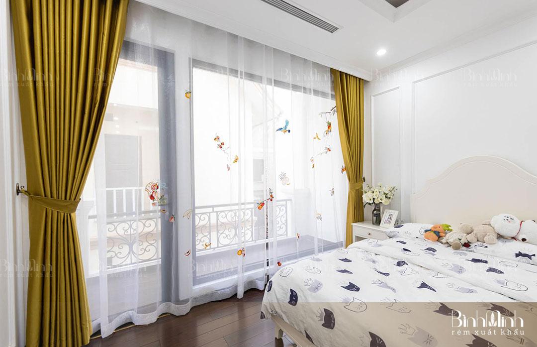 Tổng hợp các loại rèm cao cấp đang bán tại Rèm Bình Minh