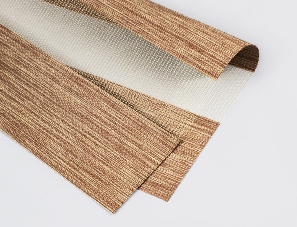 Những thiết kế rèm cầu vồng màu gỗ hiện đại