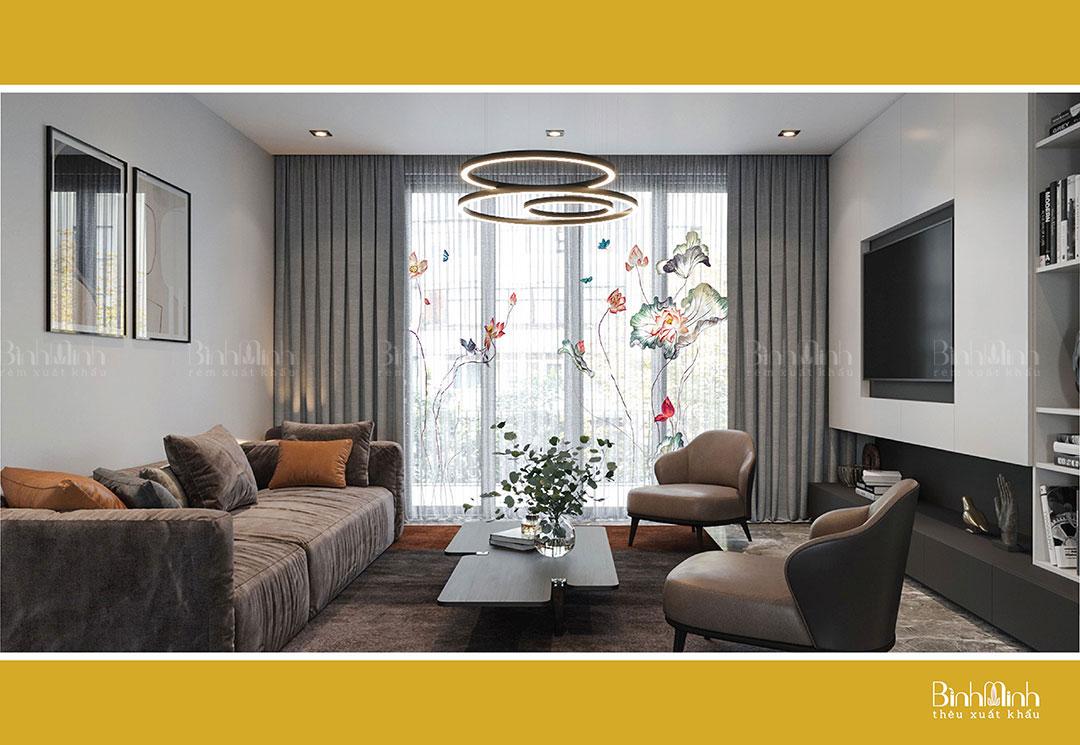 3 Lý do bạn nên mua rèm cửa biệt thự cao cấp cho ngôi nhà của mình