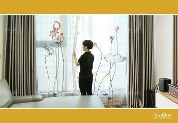 Mua rèm cửa sổ Hoàng Mai thiết kế độc đáo, giá rẻ Liên hệ 094 800 2208