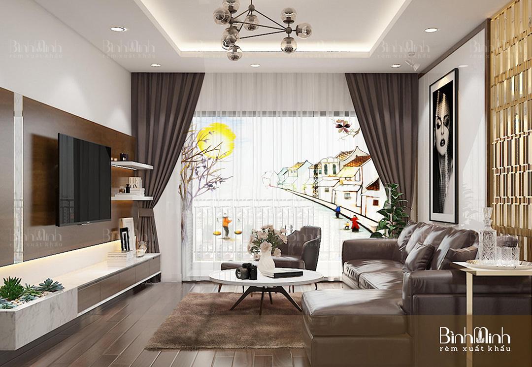 Rèm Bình Minh - Đơn vị lắp đặt rèm cửa sổ Gia Lâm Số 1