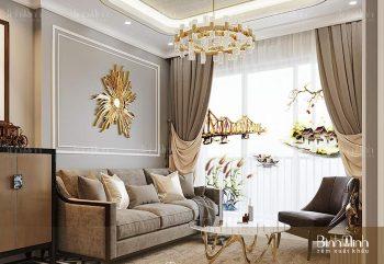 Thi công rèm cửa sổ Hai Bà Trưng Chất lượng giá tốt - Nhà anh Hùng