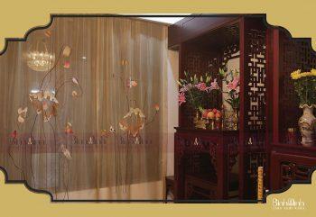 Mách bạn địa chỉ bán rèm phòng thờ giá rẻ tại Hà Nội